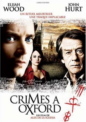 "Afficher ""Crimes à Oxford"""
