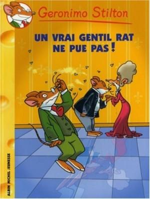 """Afficher """"Geronimo Stilton n° 31 Un vrai gentil rat ne pue pas !"""""""