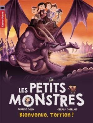 """Afficher """"Les petits monstres n° 5 Bienvenue, Terrien !"""""""
