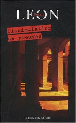 """Afficher """"Dissimulation de preuves"""""""