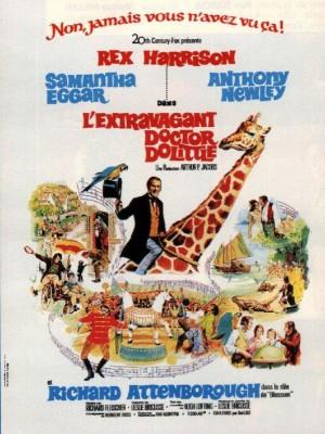 """Afficher """"L' Extravagant Docteur Dolittle"""""""