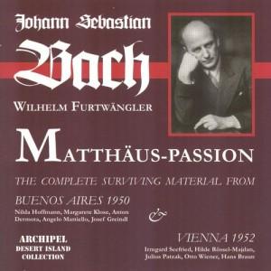 """Afficher """"Matthäus-Passion"""""""