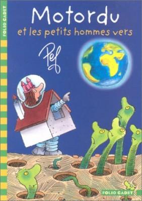 """Afficher """"Les aventures de la famille Motordu Motordu et les petits hommes vers"""""""