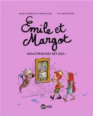 "Afficher ""Emile et Margot n° 2 Monstrueuses bêtises !"""