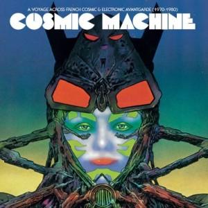 "Afficher ""Cosmic Machine, 1970-1984"""