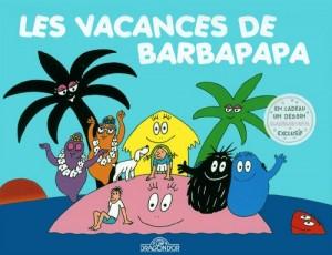 """Afficher """"Les albums Barbapapa<br /> Les vacances de Barbapapa"""""""