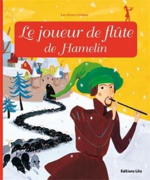 """Afficher """"Minicontes classiques Le joueur de flûte de Hamelin"""""""