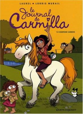 """Afficher """"Le journal de Carmilla n° 3Compensé carbone"""""""