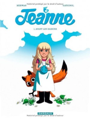 vignette de 'Jeanne n° 1<br /> Avant les saisons (Merwan)'
