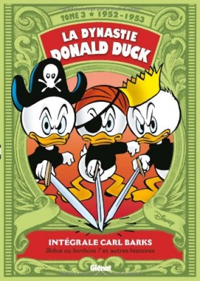 """Afficher """"La dynastie Donald Duck n° 03<br /> Bobos ou bonbons ?"""""""