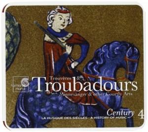 """Afficher """"Trouvères et troubadours"""""""