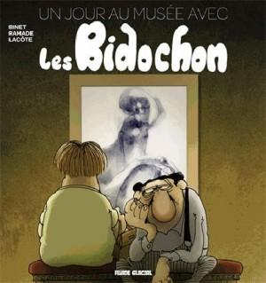 """Afficher """"Les Bidochon Un jour au musée avec les Bidochon"""""""