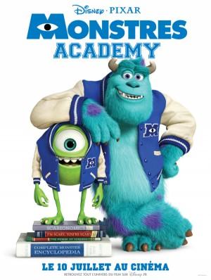 "Afficher ""Monstres Academy"""