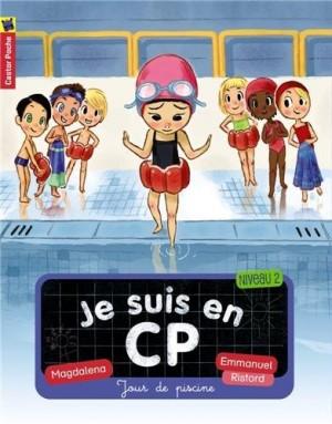 "Afficher ""Je suis en CP n° 3 Jour de piscine"""