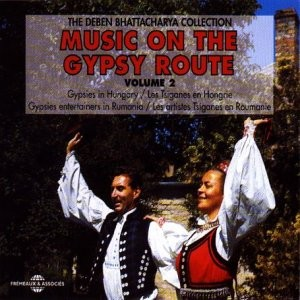 "Afficher ""Music on the gypsy route"""