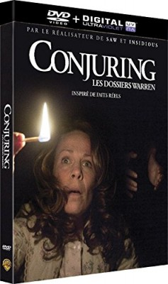 "Afficher ""Conjuring n° 1 Conjuring, les dossiers Warren"""