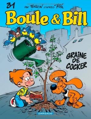"""Afficher """"Boule et Bill n° 31Graine de cocker"""""""