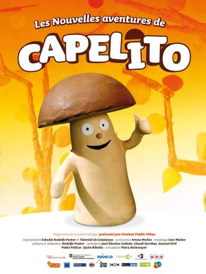 """Afficher """"Capelito, le champignon magique"""""""