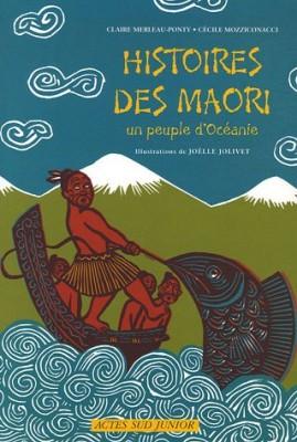 """Afficher """"Histoires des Maori"""""""