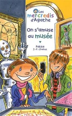 """Afficher """"Les mercredis d'Agathe On s'amuse au musée"""""""