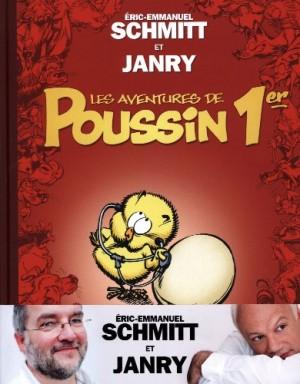 """Afficher """"Les Aventures de Poussin 1er n° 1 Cui suis-je ?"""""""