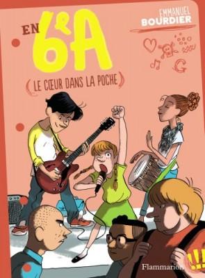 """Afficher """"En 6e A : Le coeur dans la poche"""""""