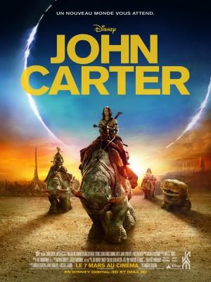 """Afficher """"John Carter"""""""