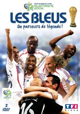 Couverture de Les Bleus, un parcours de légende !