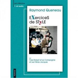 """Afficher """"Exercices de style"""""""