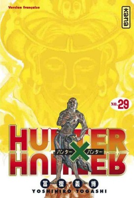 "Afficher ""Hunter x Hunter n° 29"""