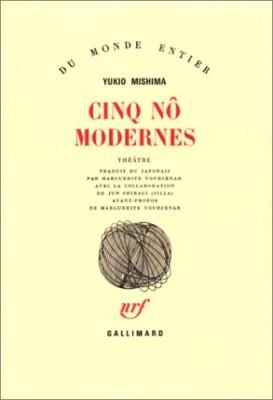 "Afficher ""Cinq nô modernes"""