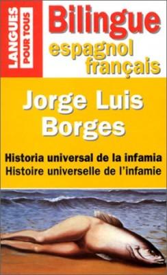 """Afficher """"Histoire universelle de l'infamie"""""""
