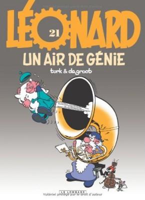 """Afficher """"Léonard n° 21 Un air de génie"""""""