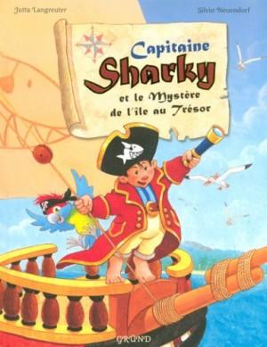 """Afficher """"Capitaine Sharky Capitaine Sharky et le mystère de l'île au trésor"""""""