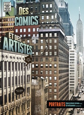 vignette de 'Des comics et des artistes (Christopher Irving)'