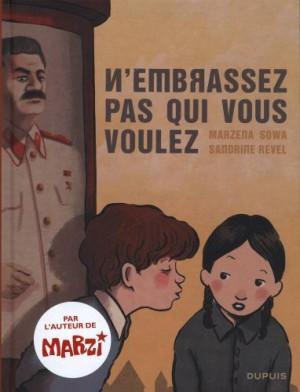 vignette de 'N'embrassez pas qui vous voulez (Sowa Marzena)'