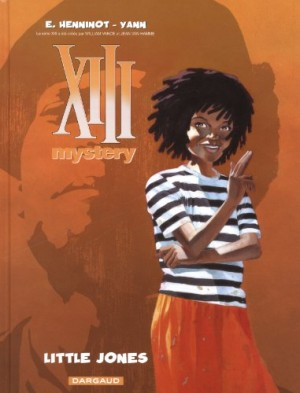 """Afficher """"XIII mystery n° 3 Little Jones"""""""