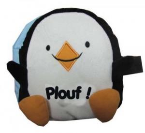 """Afficher """"Plouf !"""""""