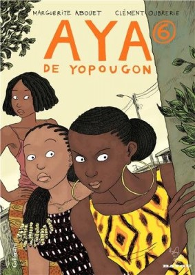"Afficher ""Aya de Yopougon n° 6"""