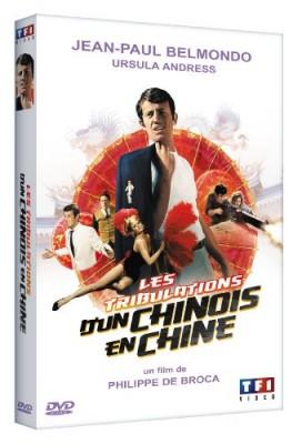 """Afficher """"Jean-Paul Belmondo Tribulations d'un chinois en Chine (Les)"""""""