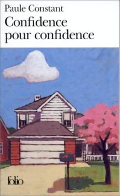 """Afficher """"Confidence pour confidence"""""""