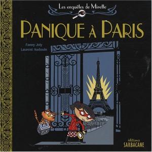 """Afficher """"Les enquêtes de Mirette Panique à Paris"""""""