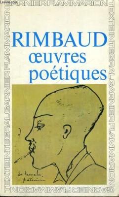 "Afficher ""Oeuvres poétiques"""