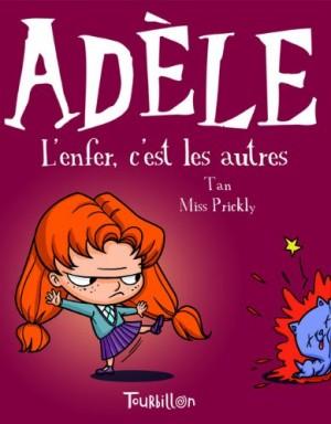 """Afficher """"Mortelle Adèle n° 2 L'enfer, c'est les autres"""""""