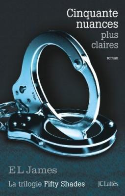 """Afficher """"Fifty shades n° 3Cinquante nuances plus claires"""""""