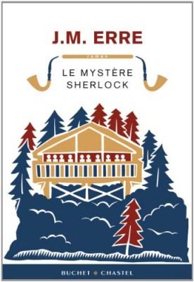 "Afficher ""Le mystère Sherlock"""