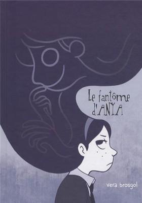 vignette de 'Le fantôme d'Anya (Vera Brosgol)'