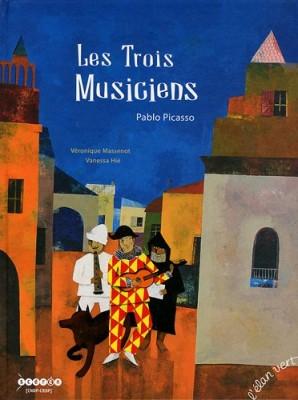 """Afficher """"Les trois musiciens"""""""