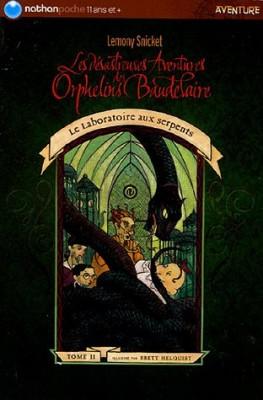 """Afficher """"Les désastreuses aventures des orphelins Baudelaire n° 2"""""""