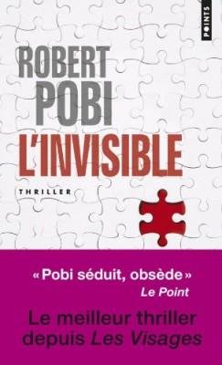 vignette de 'L'invisible (Robert Pobi)'